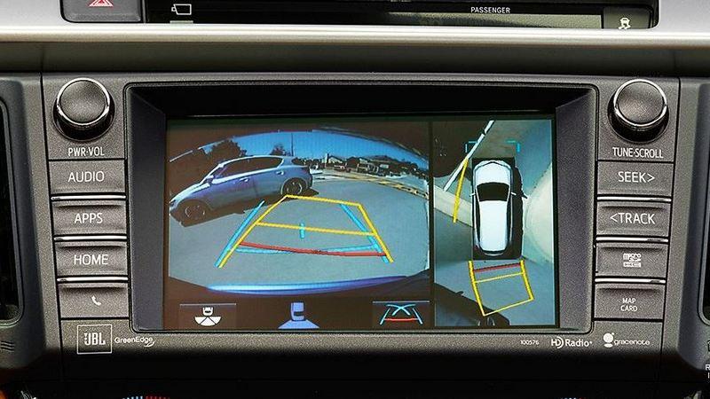 Kamera Belakang Parkir