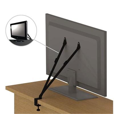 Amankan tv dari terguling dengan pengait TV