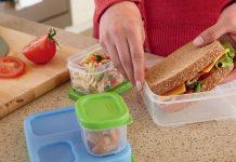 Bekal makan sehat untuk anak sekolah