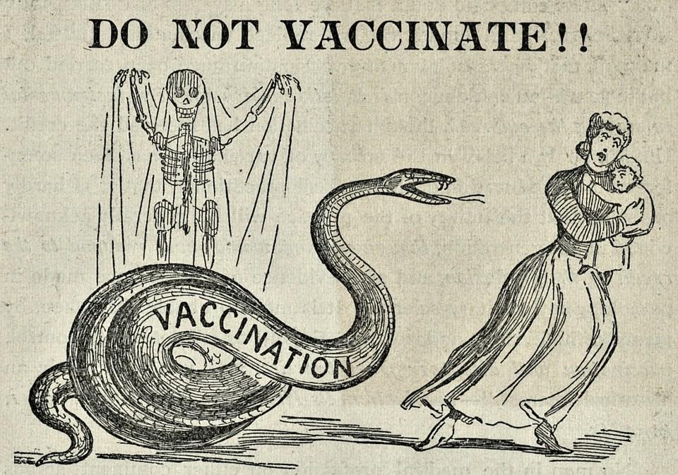 anti vaksin