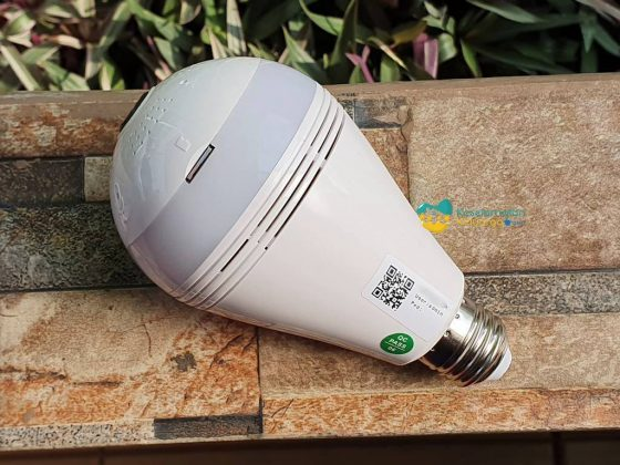Southoceantech 960p Wifi Bulb CCTV Camera