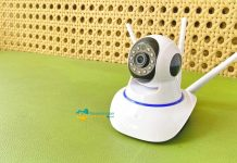 Southoceantech 360 Degree Home Security Camera